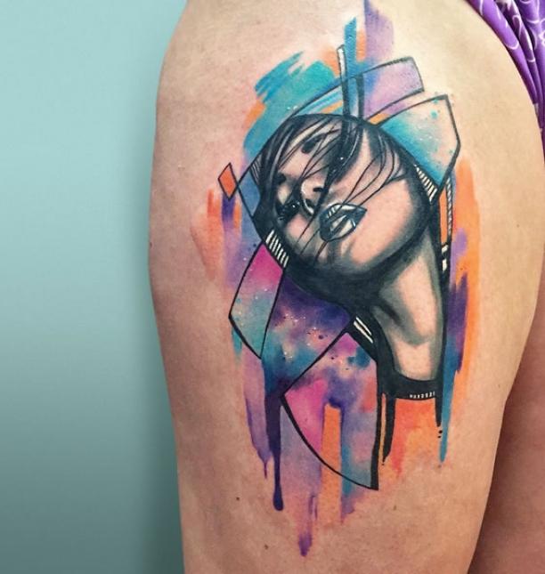 Iris Tatouage iris tattoo - tattoo studio